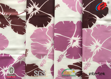 China printing polyester spandex fabric / lycra fabric sublimation printing / custom printed spandex fabric supplier