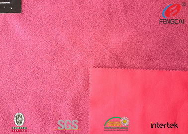 China TPU Laminated Polyester Fabric Bonded With Polar Fleece Fabric With 3 Layer supplier