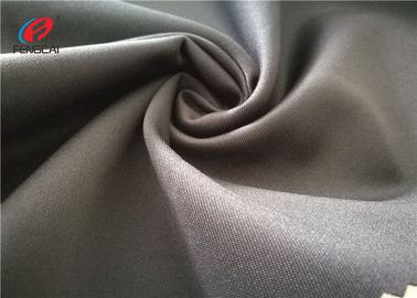 Elastic Scuba Weft Knitted Fabric 92% Polyester 8% Spandex Dress Material