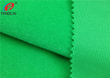 China 100% Polyester Tricot Knit Fabric Non-Stretch Soft Velour Loop Fabric For Shoes / Garment supplier