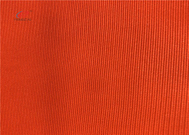 China 58/60 Inch Width Fluorescent Orange Fabric Polyester Fluorescent Fabric supplier