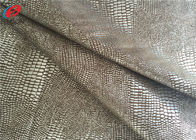 60 Inch Waterproof Non-Stretchr Micro Suede Polyester Fabric For Sofa / Garment