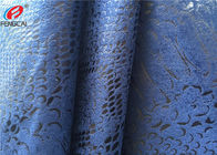50D + 75D Warp Knitted Fabric , Micro Suede Polyester Fabric For Sofa Upholstery
