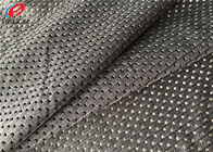 China Fast Dry Net Fabric , Elastic Polyester Sports Mesh Fabric For Lining / Jerseys factory