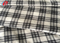100% Polyester Tricot Knited Fabric Imitate Cotton Velvet Fabric For Home Textile