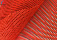 Polyester Fluorescent Material Fabric Tricot Mesh Fabric Safety Uniform Material
