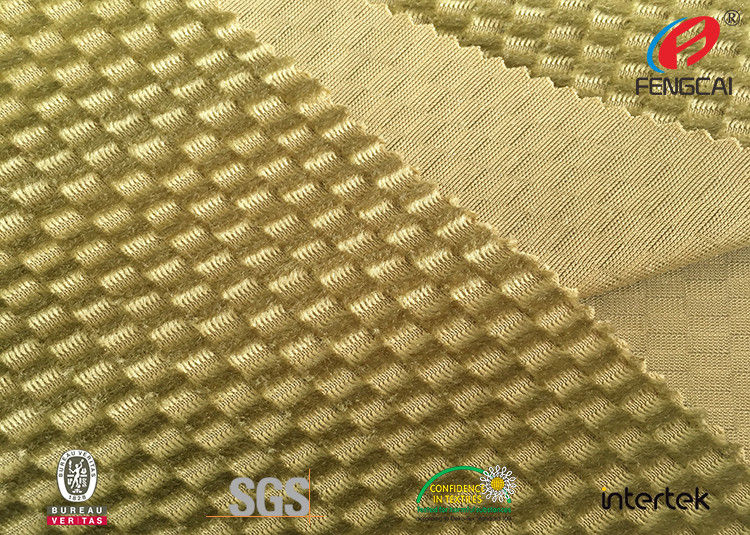 Textured Micro Velvet Upholstery Fabric Furniture Material For Chairs