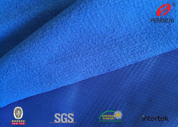 athletic brushed poly fabric clothing design and manufacture