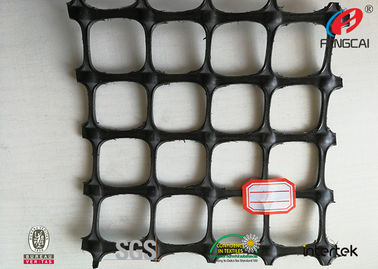 China Mesh Soil Reinforcement Materials Geogrid Fabric For Retaining Walls 50M factory