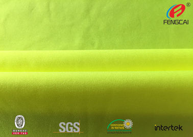 China 4 Way Stretch Nylon Spandex Fabric For Fitness Wear Environmental Friendly factory