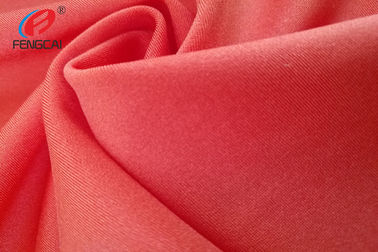 China Solid Color 4 Way Stretch Nylon Spandex Fabric , Lycra Swimwear Swimsuit Fabric factory