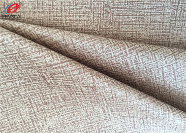 China OEKO TEX 100 Printed Velvet Furniture Fabric , Sofa Velvet Upholstery Fabric distributor