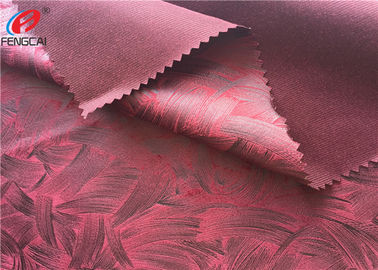 China Warp Knitting Embossed Bronzing Suede Sofa Fabric 100 % Eco Friendly Polyester distributor