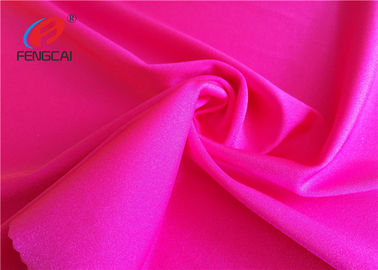 China Shiny Stretch Nylon Spandex Fabric / Swimwear Swinsuit Fabric For Women Underwear factory