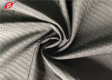 95% Polyester 5% Spandex Sport Clothing Fabric Elastic Mesh Customized Colour