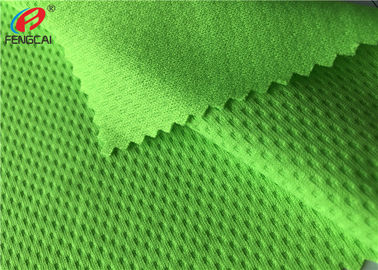 China Dry Fit 100% Polyester Honeycomb Bird Eyes Mesh Fabric For Sportswear distributor