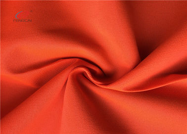 China Anti Static Orange Reflective Safety Material Fluorescent Flame Retardant Fabric distributor