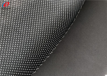 China Memory - Like TPU Coated Fabric Polyester Donded Mesh Fabric With Film distributor