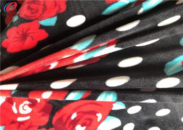 China Warp 4 Way Stretch Knit Fabric Korea Fabric Home Textile Use 95 Polyester + 5 Spandex distributor