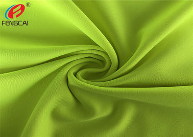 China Plain Dyed Terry Weft Knitted Fabric 4 Way Lycra Stretch Fabric For Activewear factory