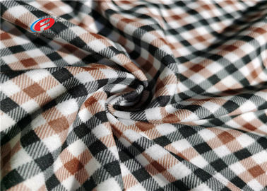 China Warp 180-220gsm Polyester Tricot Knit Fabric Custom Clothing Printing distributor